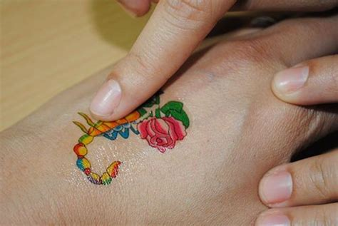 how to remove temp tattoos remove temporary tattoos hacks crafty and craft