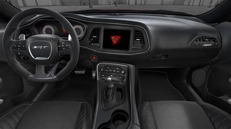 Auto Konfigurator Dodge by The Official 2018 Dodge Challenger Srt Configurator