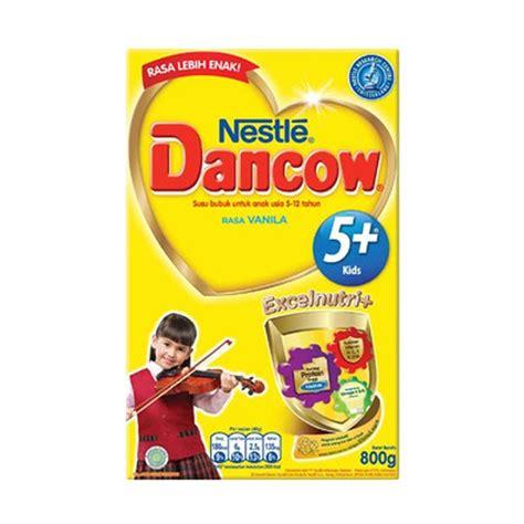 Dancow Vanila Jual Dancow 5 Vanilla Anak 800 G Harga