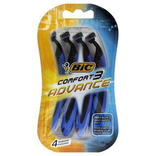 bic comfort 3 advance bic comfort 3 advance shavers 4 shavers