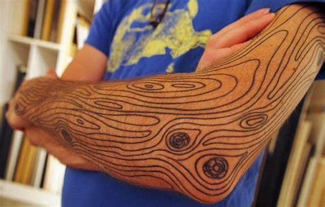 wood grain tattoo designs air 5 quot wood grain quot custom