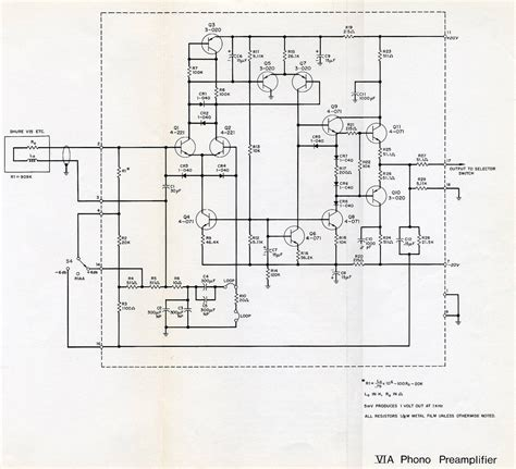 jl marine lifier wiring diagram marine drawings wiring