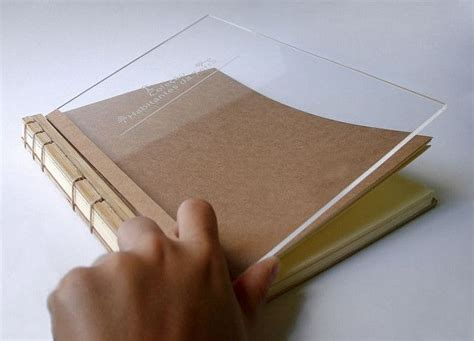 A Paper Book Cover - best 25 book binding ideas on book binding