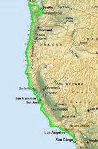 pch california map the pacific coast highway allstate rider news