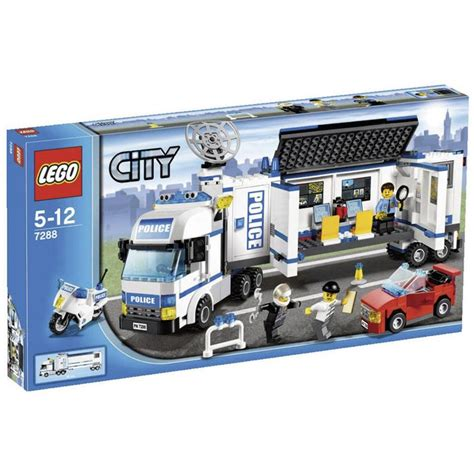 mobile lego lego 174 city 7288 mobile station from conrad