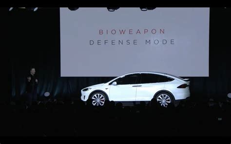 Tesla Model X Introduction Tesla Model X The New Safest Suv