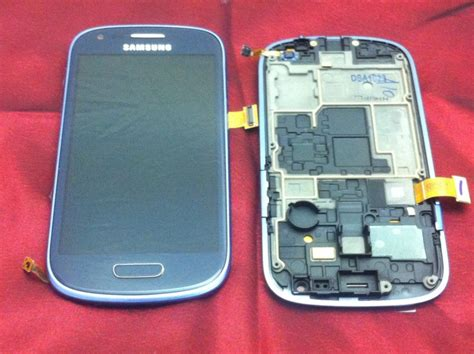 Lcd Dan Touchscreen Samsung S3 Mini display f 252 r samsung galaxy s3 mini i8190 touchscreen