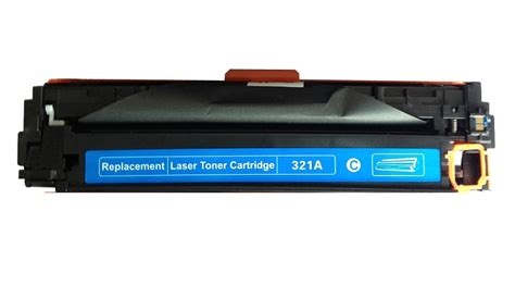 Toner Cartridge Compatible Hp 128a For Use In Cm1415 Ce323 Magenta compatible hp ce321a 128a cyan toner cartridge