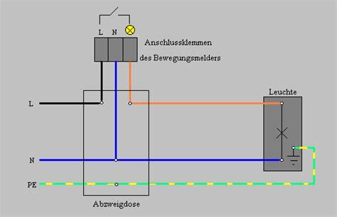 Motorrad Batterie Durch Kondensator Ersetzen by Bewegungsmelder Sparen Energie Anleitung Installation