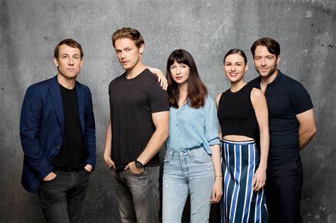 cast of outlander cast www pixshark images galleries with