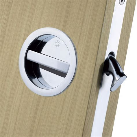 sliding bathroom door lock european manital art55b sliding door bathroom lock set