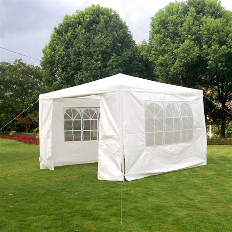 market gazebo 3x3m white waterproof outdoor market gazebo marquee