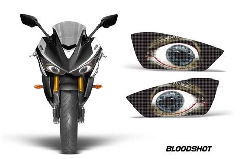 Lu Led Yamaha R25 light eye graphics for 2015 yamaha r3 many designs