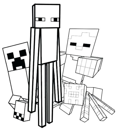 minecraft color pages print minecraft pictures coloring pages to print printable