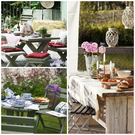 il giardino di legno westwing tavoli da giardino pratici e eleganti