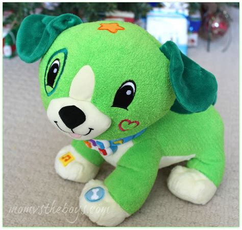 Leapfrog Step Sing Scout read with me scout from leapfrog