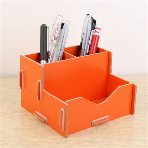 container store desk organizer diy wood desk storage organizer container box for office
