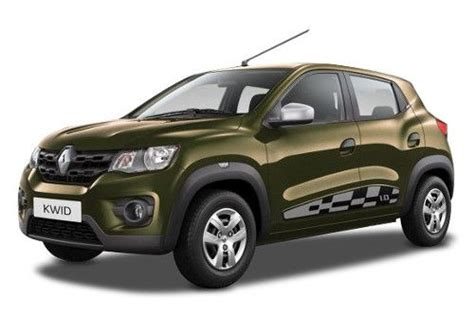 renault kwid on road price renault kwid 1 0 rxt optional price check offers
