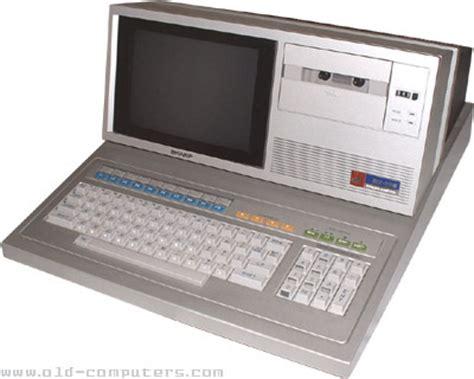 Komputer Sharp mz 80b