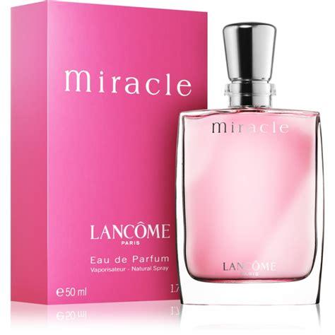 Parfum Lancome Miracle lancome miracle eau de parfum for 100 ml notino co uk