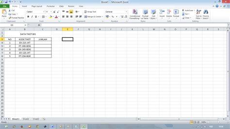 Contoh Microsoft Excel contoh fungsi teks string di ms excel bagi ilmu