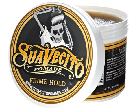 Pomade One Show firme strong hold pomade 32 oz tub suavecito hair