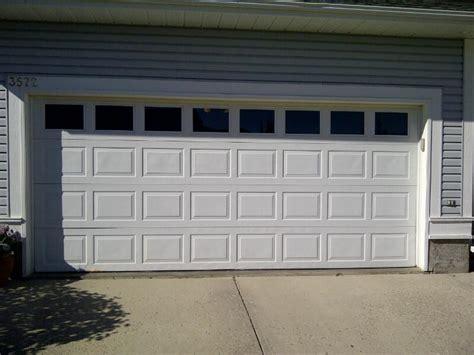 how wide are garage doors wolofi com standard double wide insulated steel garage door with