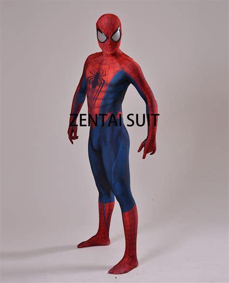 Sale Iron Spandex costume 3d print zentai suit spandex custom made
