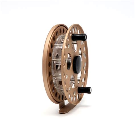 Rainbow 1pcs Colored Fly Fishing Reels With Aluminum Alloy 5 1pcs aluminum alloy frame fly fishing reels with large arbor fly reels spool width 75mm 90mm