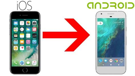 android iphone how to move from iphone to android pc advisor