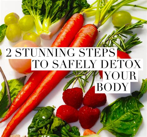 Safe Self Detox by 2 Stunning Steps To Safely Detox Your Superfitmen