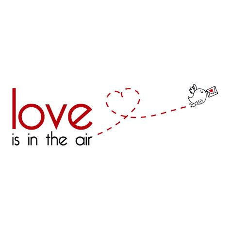 Imagenes Love Is In The Air | vinilos decorativos frases ingl 233 s love is in the air