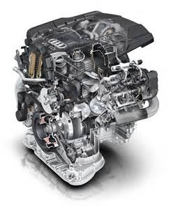 Audi Engines Why Are Diesels More Efficient Than Gasoline Engines