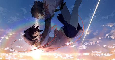 anime better than kimi no nawa your name is the ultimate missed connections