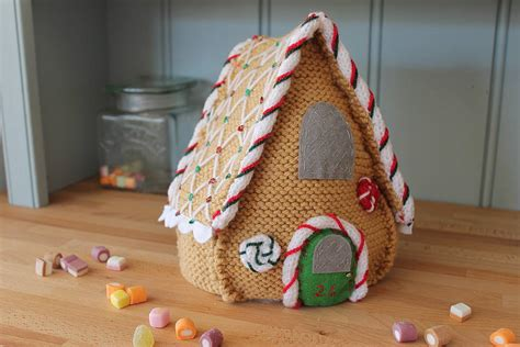 gingerbread house design knit and design your own gingerbread house by the little knit kit company