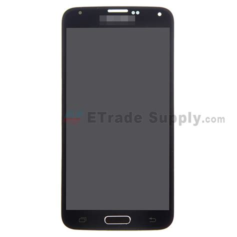 Housing Casing Samsung S5 G900 1 samsung galaxy s5 series lcd assembly with home button black etrade supply