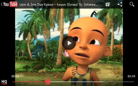 video film upin dan ipin terbaru koleksi upin ipin android apps games on brothersoft com