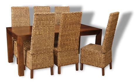 rattan kitchen table and chairs rattan dining table and chairs vintage rattan dining