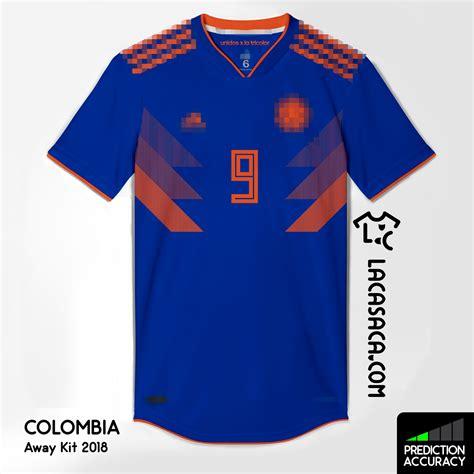 camiseta de colombia para el mundial rusia 2018 191 quedan