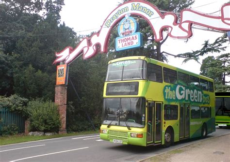 file the green bus 364 drayton manor jpg wikipedia