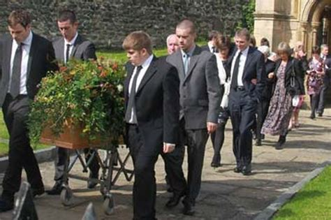 funeral of anglesey lewis darroch who died a