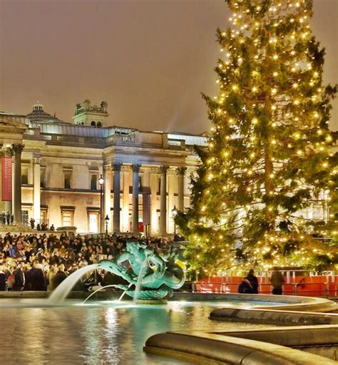 christmas tree lighting carols who london