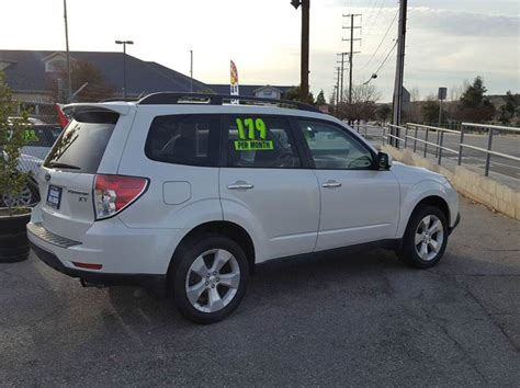 2010 California For Sale by 2010 Subaru Forester For Sale In California Carsforsale
