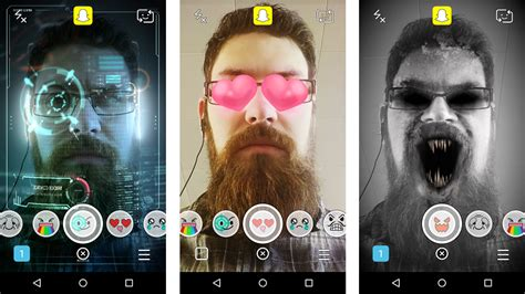 snapchat filters android how to use snapchat complete guide to snapchat how to pc advisor