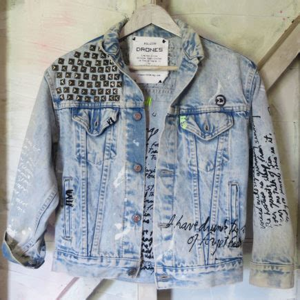 Customized Jacket Home Drones Clothing