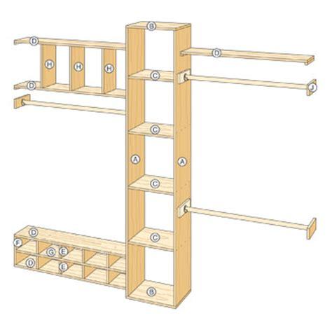 Closet Shoe Organizer Plans by How To Build A Closet Organizer Assembling The Shoe Rack