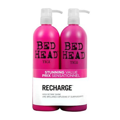 bed head tigi bed head recharge shoo conditioner tween duo 2 x