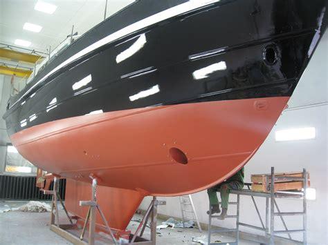 schip zandstralen gritstralen boot stralen straalbedrijf hooghiemstra bv