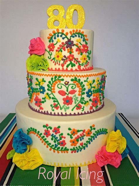 mexican themed cake decorations best 20 mexican cake ideas on