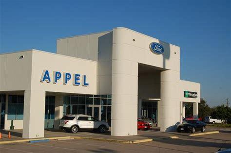 apple ford brenham appel ford brenham tx 77833 car dealership and auto